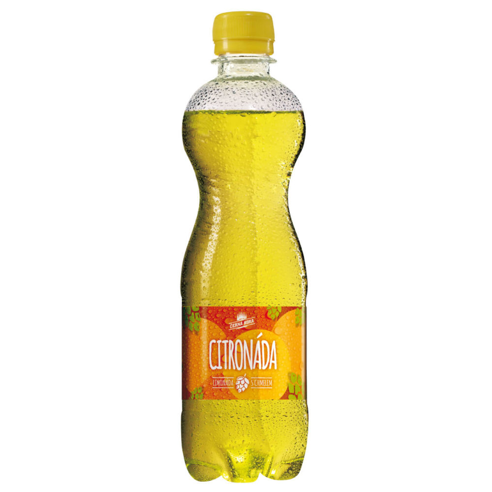 Citronáda s chmelem