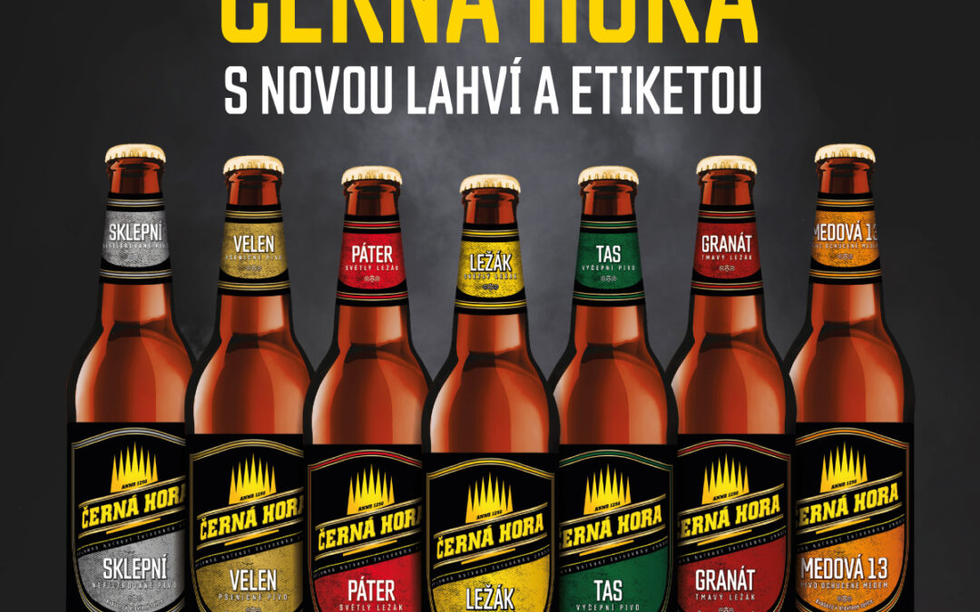 Černá Hora v novém balení