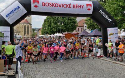Pivovar Černá Hora je stálým partnerem Boskovických běhů.