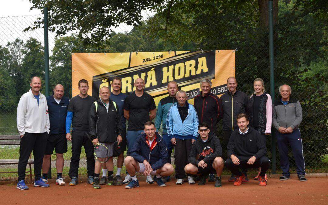 40 let tenisového klubu v Černé Hoře