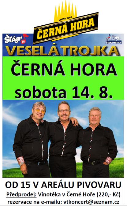 Harmonikáři v pivovaru Černá Hora