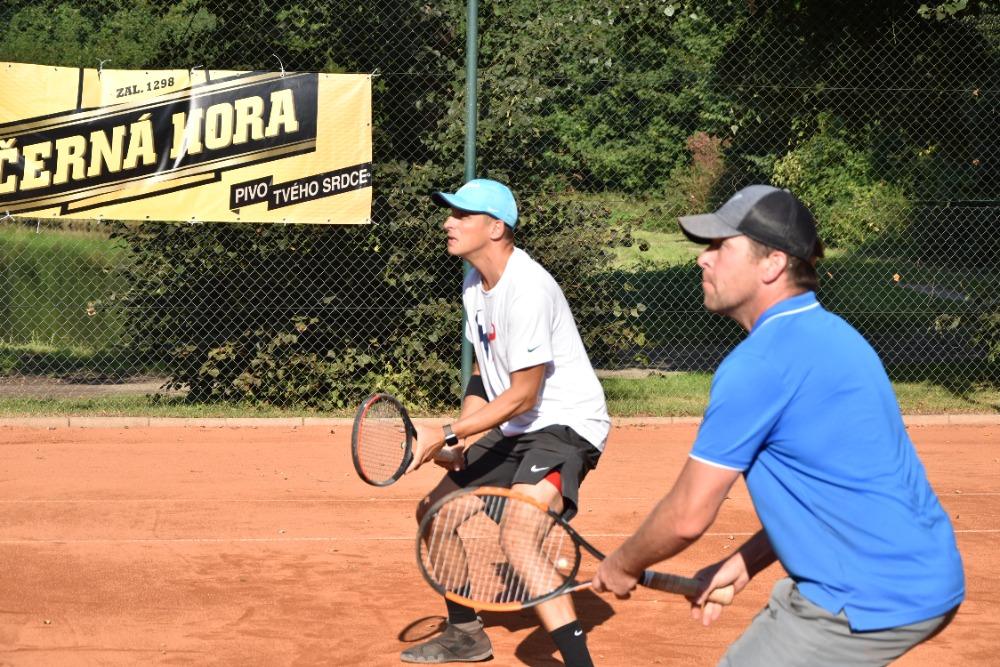 Oslava 40. výroční tenisového klubu v Černé Hoře